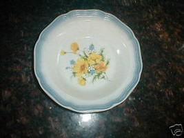 MIKASA AMY ROUND PLATTER/CHOP PLATE - $14.84