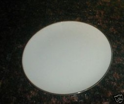 CELEBRITY ANNIVERSARY BREAD  PLATE - $5.93