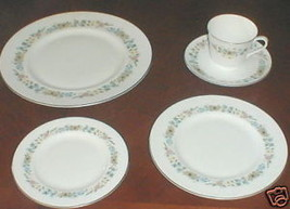 Royal Doulton Pastorale 5 Piece Place Setting - $54.44