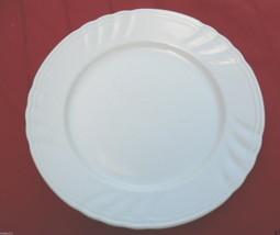 Fitz & Floyd Orleans White Dinner Plate - $10.84