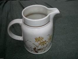 "Royal Doulton Sandsprite 6"" Water Sauce pitcher - $12.86"