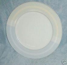 STUDIO NOVA PARALLEL ROUND PLATTER CHOP PLATE - $10.88
