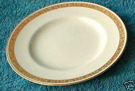ROYAL WORCESTER GOLDEN ANNIVERSARY BREAD  PLATE - $5.45