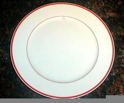 Block Lisboa Red  Salad  Plate - $5.69