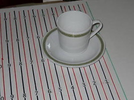Corning Lynwood Cup And Saucer - $3.71