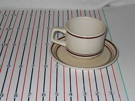 LENOX COTTONWOOD  CUP AND SAUCER - $3.91