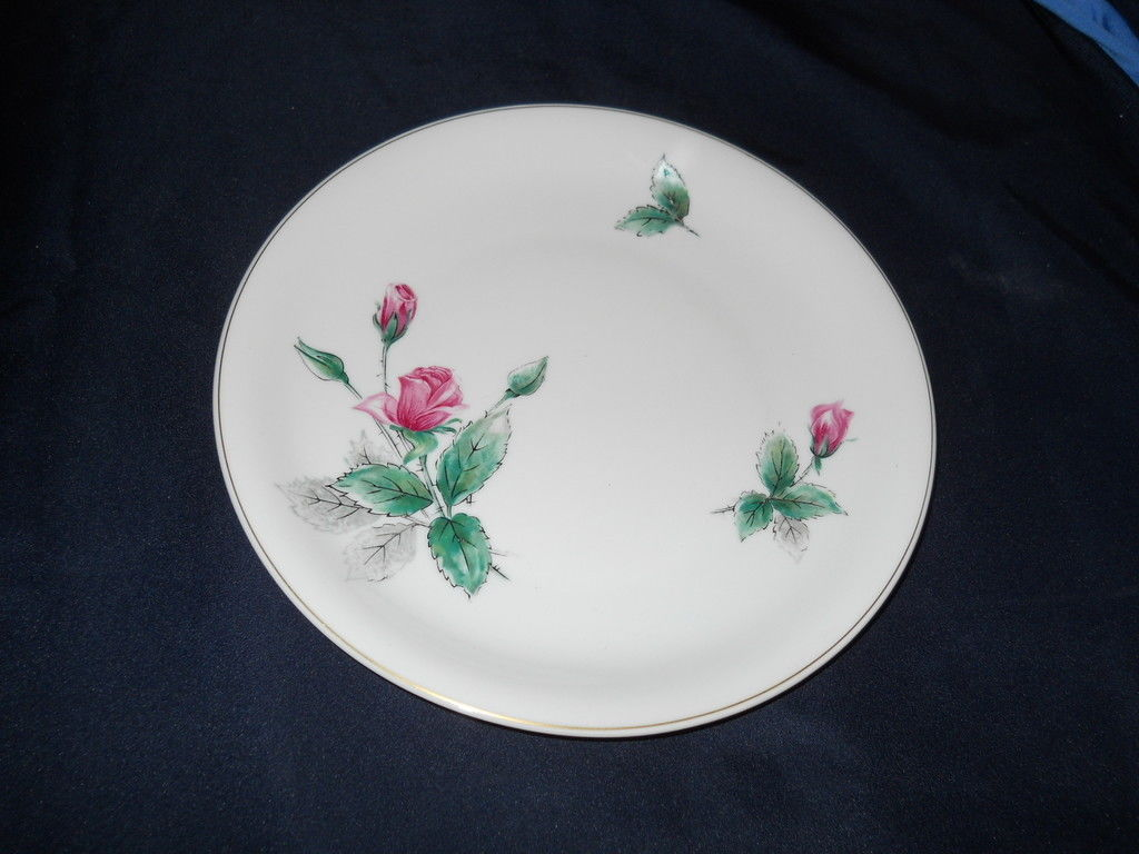 Primary image for ROSENTHAL VICTORIA ROSE BREAD PLATE