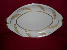 "MEITO COURTLEY 15 3/4"" OVAL SERVING PLATTER - $34.64"