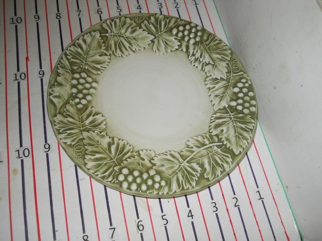 Williams Sonoma Napa Sage Set of 2 Salad Plates - $11.87