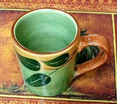 STRATA GROUP VINEYARD MUG POINTED LEAF - $5.45