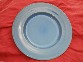 Pier1 Pier 1 Alpine Blue Dinner Plate - $6.91