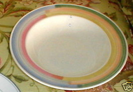 MIKASA SOUTHWEST SUNSET RIMMED SOUP BOWL - $5.93
