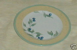 COVENTRY PTS INTERIORS BLUEBERRY SALAD PLATE - $4.70