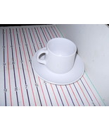 NORITAKE AU NATURAL CUP AND SAUCER - $5.89