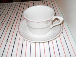 ARITA PETITE ROSE CUP AND SAUCER SET - $3.95