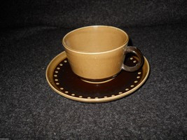 Franciscan TAIHITI Cup and Saucer Set - $3.95