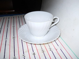 KAISER NICOLE SWIRL CUP AND SAUCER - $8.76
