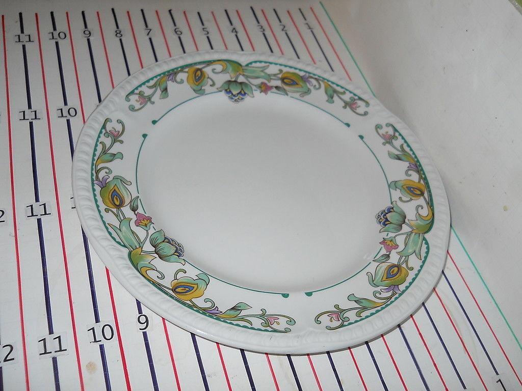 CHURCHILL SUMATRA DINNER PLATE - $13.81 & Churchill Dinner Plate: 2 customer reviews and 8 listings