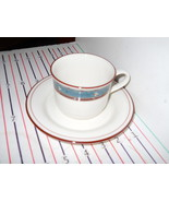 LENOX COUNTRY LODGE   CUP AND SAUCER - $6.78