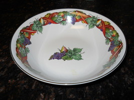 ROYAL LIMITED HOLIDAY HARVEST ROUND SERVING BOWL - $49.45