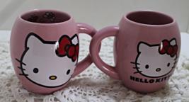 Two HELLO KITTY 18 oz. Coffee/tea Mugs - $16.00