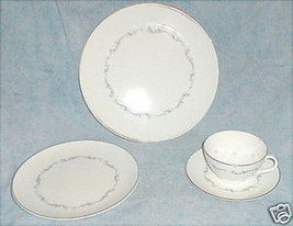 Royal Doulton Coronet 4 Piece Place Setting - $19.75