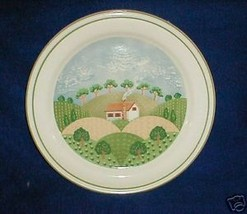 SANGO COUNTRY COTTAGE DINNER PLATE - $8.90
