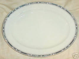 "MINTON WARWICK 16"" OVAL SERVING PLATTER - $68.31"