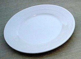 BLOCK CHINA GALA SALAD PLATE - $6.82