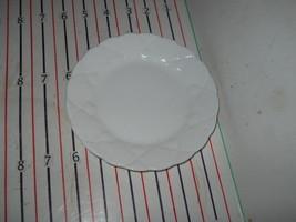 "Wedgwood Oceanside 6 1/8"" Bread Plate Black Backstamp - $8.86"