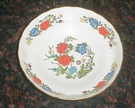 "AYNSLEY FAMILLE ROSE 5 3/4"" CANDY DISH - $13.85"