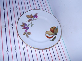 ROYAL WORCESTER EVESHAM 6 BREAD PLATES STYLE A - $29.45