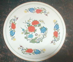 "Aynsley Famille Rose 8 1/4"" Salad Plate - $14.84"
