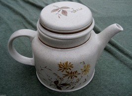 "Royal Doulton Sandsprite 5 1/4"" Tea Pot - $28.70"