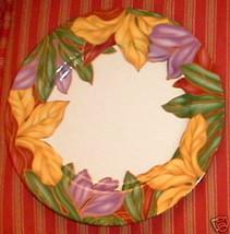 Fitz & Floyd Cloisonne Tropicana Dinner Plate - $38.61