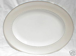 "WEDGWOOD KNIGHTSBRIDGE 14"" SERVING PLATTER - $89.09"