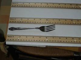 Ekco Regal Coventry Dinner Fork - $2.92