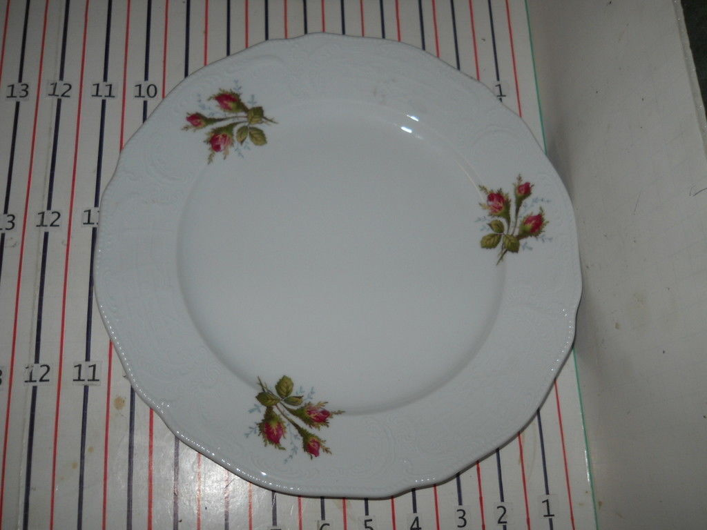 Primary image for ROSENTHAL CLASSIC ROSE  DINNER PLATE