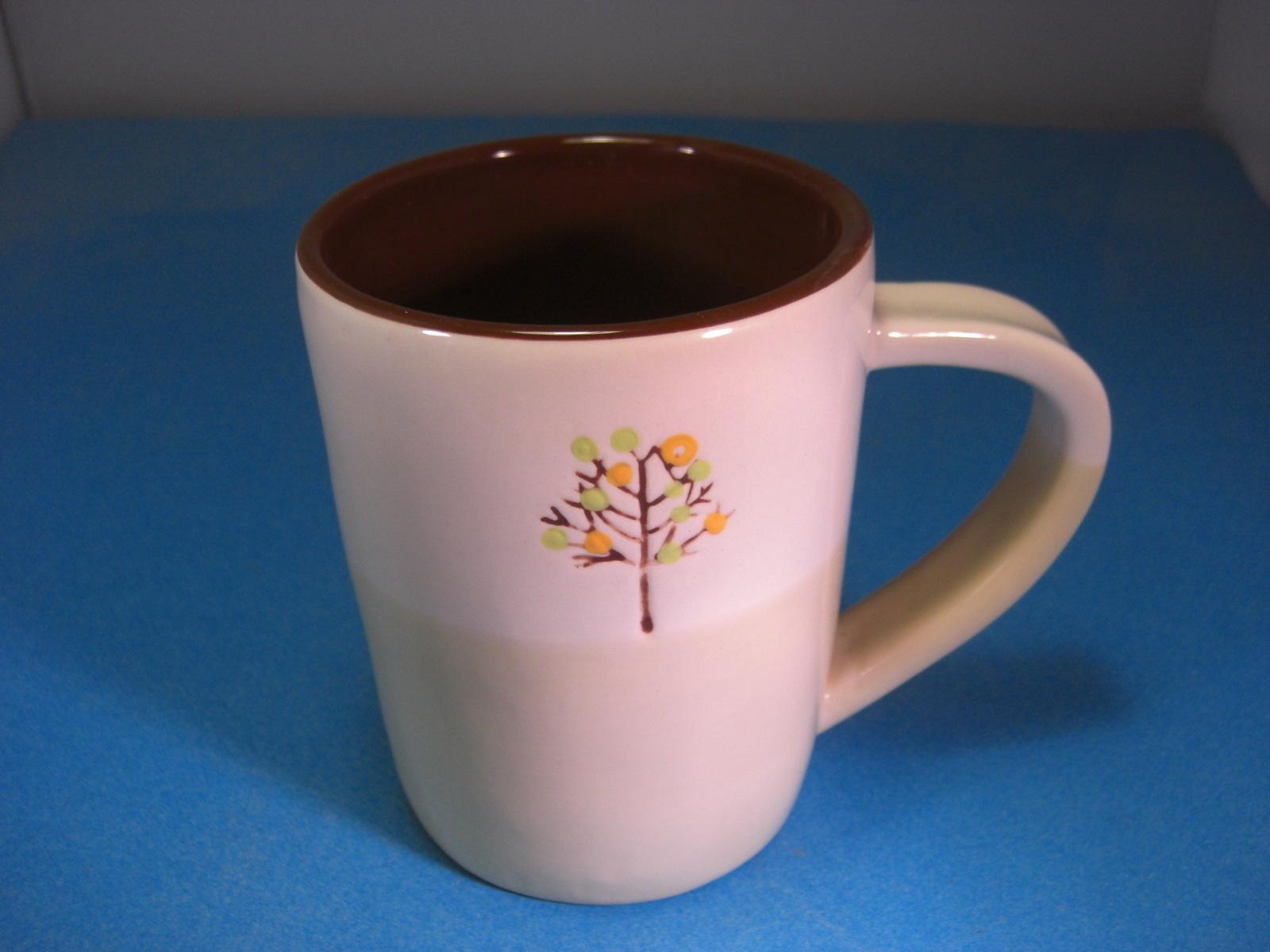 Starbucks Hand Painted Coffee Mugs