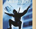 Rage Of Honor [DVD] (2014) Lewis Van Bergen; Robin Evans; Gerry Gibson; Chip ...