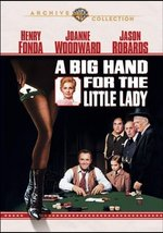 Big Hand for the Little Lady, A [DVD] (2013) Burgess Meredith; Henry Fon... - $18.41