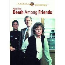 Death Among Friends [DVD] (2014) Anderson, John... - $18.41