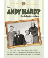 The Andy Hardy Collection: Volume 1 [DVD] (2012) Mickey Rooney; George B... - $57.81