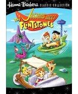 The Jetsons Meet The Flintstones [DVD] (2011) Jon Bauman; Mel Blanc; Daw... - $14.59