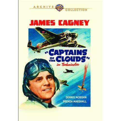 Captains of the Clouds [DVD] (2014) Cagney, James; Morgan, Dennis; Marshall, ...