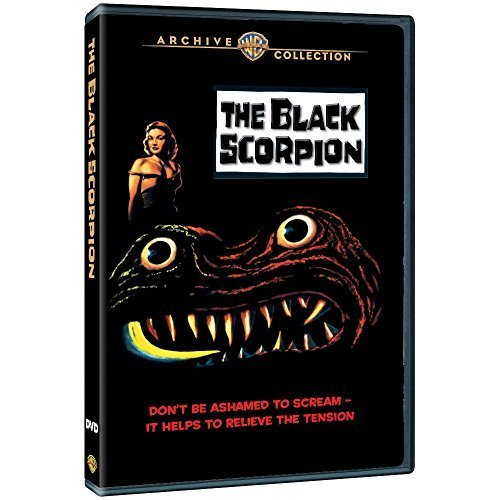 Primary image for Black Scorpion, The [DVD] (2014) Richard Denning; Mara Corday; Carlos Rivas; ...
