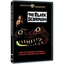 Black Scorpion, The [DVD] (2014) Richard Denning; Mara Corday; Carlos Ri... - $14.59