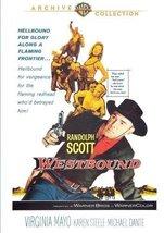 Westbound [DVD] (2009) Randolph Scott, Virginia Mayo, Karen Steele, Mich... - $14.59