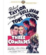Three Comrades [DVD] (2009) Robert Taylor, Margaret Sullavan, Franchot T... - $14.59