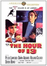 The Hour Of 13 [DVD] (2011) Peter Lawford; Dawn Addams; Roland Culver; D... - $16.16